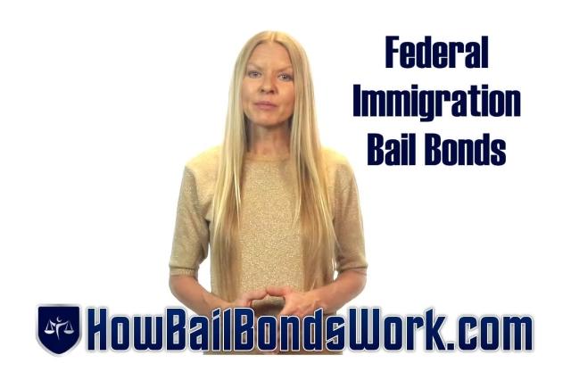 Federal Immigration Bond http://HowBailBondsWork.com