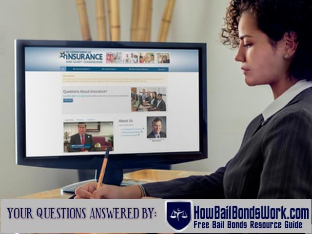 North Carolina Bail bonds Question about bail bond loans